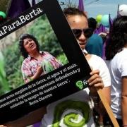 Justicia para Berta Cáceres