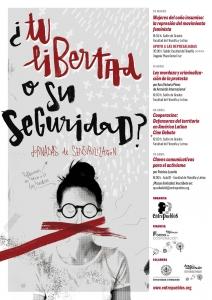Valladolid: Ley mordaza y criminalización de la protesta @ Salón de Grados. Facultad de Filosofía y Letras