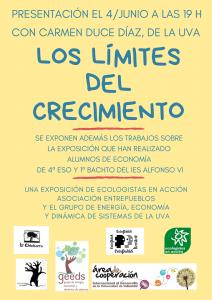 """Olmedo: Exposición """"Los límites del crecimiento"""" @ Torre del Reloj"""