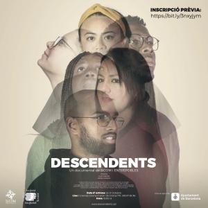 "Barcelona: Estrena del documental ""DESCENDENTS"" @ Cinemes Girona"