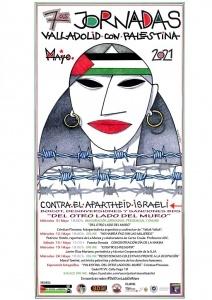 'EXISTIR ES RESISTIR' VII Jornadas de Valladolid con Palestina y contra el apartheid israelí. BDS